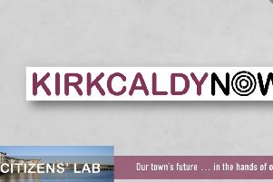 Kirkcaldy town centre online link taps into summer views