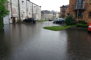 Those in areas prone to flooding should beware.