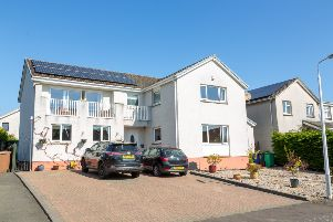 Fife property: Lovely six bedroom home for sale in Dalgety Bay