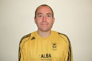 Fife Thistle's Kevin Ross