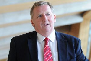 Alex Rowley, MSP for Mid Scotland and Fife