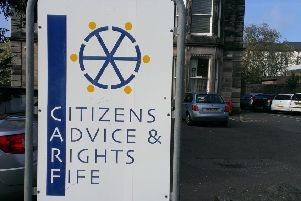 More Fifers seeking support from Citizens Advice & Rights Fife