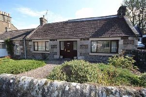 In pictures: Quaint three-bedroom cottage in Craigrothie