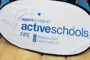 Over 19,000 young Fifers benefit from Active Schools programme