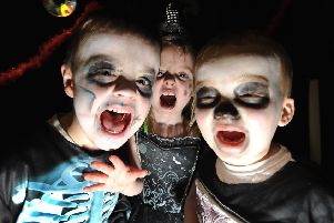 What's on at Hallowe'en in Glenrothes