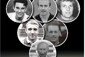 Raith Rovers Hall of Fame 2019 - cover of official programme, produced by the Fife Free Press