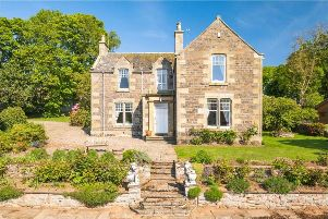 Fife property: Stunning farmhouse with superb views, photography studio and paddocks