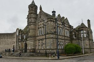 Serbie appeared at Kirkcaldy Sheriff Court.