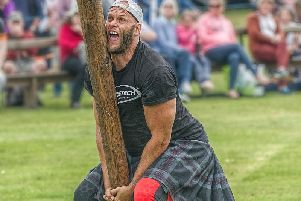 The Markinch Highland Games will kick off the new season in June.