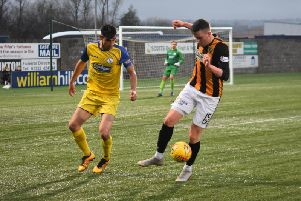 East Fife take on Clyde.
