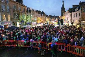 Cupar's Christmas lights to be switched on