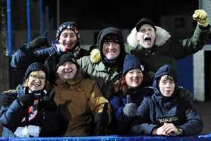 In pictures: Montrose v Raith Rovers