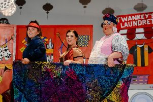 Buckhaven theatre group's first panto is a sold-out success