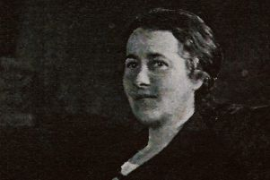 Lucy Menzies.