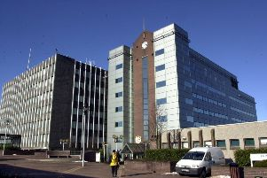 Fife Council headquarters in Glenrothes