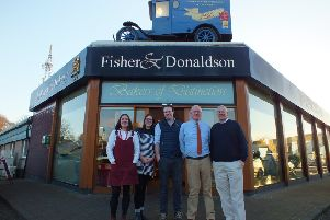 Fisher & Donaldson celebrates 100th birthday