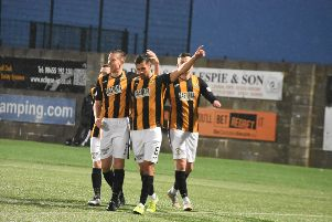 Craig Watson knew East Fife equaliser would eventually arrive