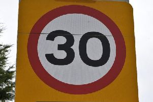 30mph speed limit to be extended on Burntisland road