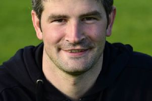 FRASERBURGH FC 2016-2017'(DUNCAN BROWN)''MANAGER MARK COWIE