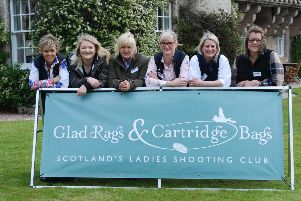 Glad Rags & Cartridge Bags returning to Saplinbrae