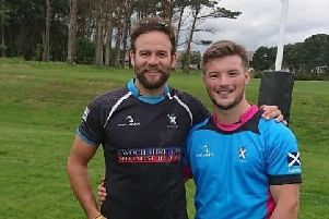 National stars visit Broch for RugbyForce day