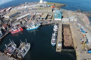 A dramatic aerial shot of the area which will be subject to a wide-ranging programme of improvements in the near future - and the public is being urged to have its say on them via a newly launched public engagement exercise