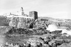 The rugged coastline and many points of interest in The Broch have ably provided a dash of atmosphere in the book