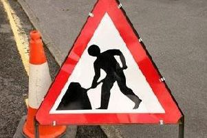 The closure of Mintlaw's South Street will have a significant impact on motorists for a whole week