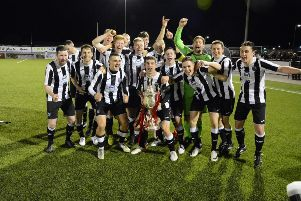 Broch win Aberdeenshire Cup as Cowie hails two goal West