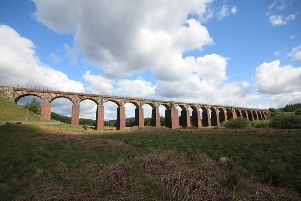 Exploring Dumfries & Galloway's Lost Railway Heritage - A Walker's Guide, a book by Alasdair Wham.