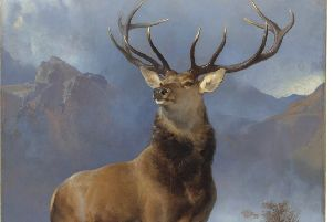 Monarch of the Glen by Sir Edwin Landseer.