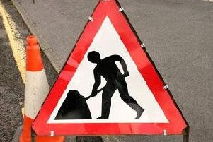 A77 closures for resurfacing
