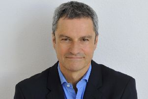 Leading journalist Gavin Esler to present the 2017 Magnusson Lecture.