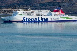 Stena have slammed investment in Galloway's trunk roads.