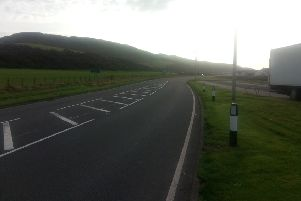 A programme of upgrading and improvement is needed on the  A77 road through south west Scotland.