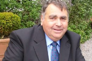 Peter Little, who died in hospital recently.