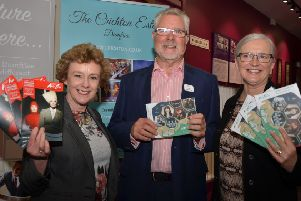 Dumfries and Galloway Arts Festival launch their 39th annual programme.