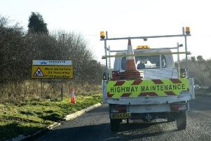 Roadworkers have experienced verbal and physical abuse while working on the region's roads.