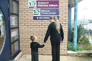 Belmont Primary gets glowing school report