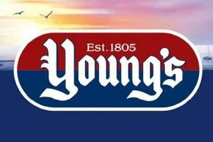 Young's has put the Annan factory site on the market for an undisclosed sum.