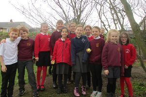 Rhins Primary schools senior pupils go on a planetary visit