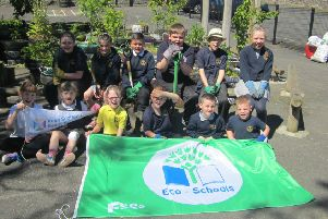 The pupils of Garlieston Primary, one of three small rural schools in Dumfries and Galloway reprieved from closure last year.