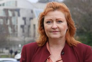 Nationalist MSP Emma Harper has hit back at Labour counterpart's comments