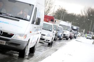 Cops warning to road users of winter dangers ahead