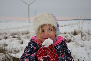 Phyllis is the Whitelee Windfarm winner