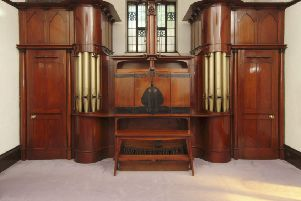 The Mackintosh Organ in Craigie Hall