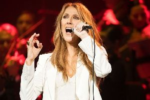 Celine Dion announces Glasgow on her UK 2017 tour