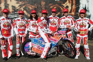 Glasgow Tigers are trying to retain the KO Cup (pic by Ian Adam)