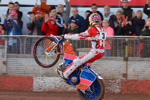 Skipper Aaron Summers was Tigers' top scorer at Newcastle (pic by Ian Adam)