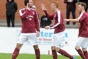 Rob Roy will face Linlithgow Rose in the last 16 of the Scottish Junior Cup